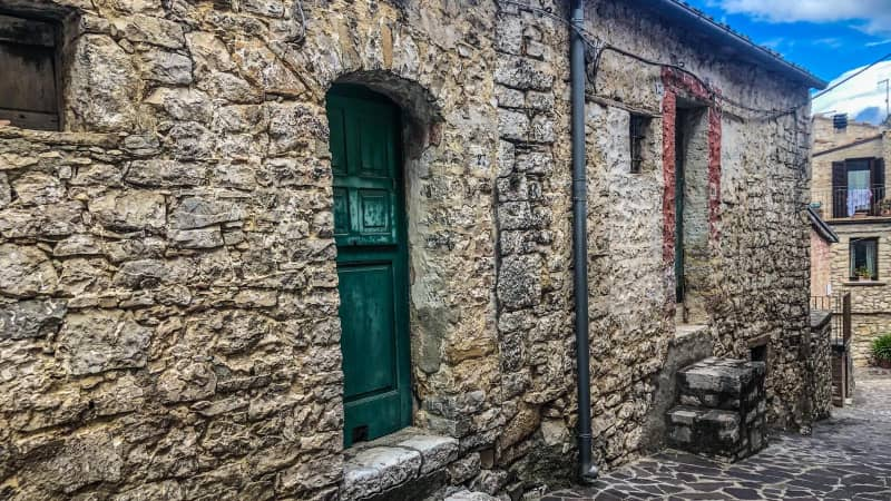 Castropignano is selling houses from 1 euro