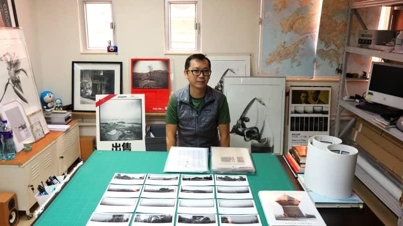 Simon Wan Chi Chung hiked every hong kong mountain