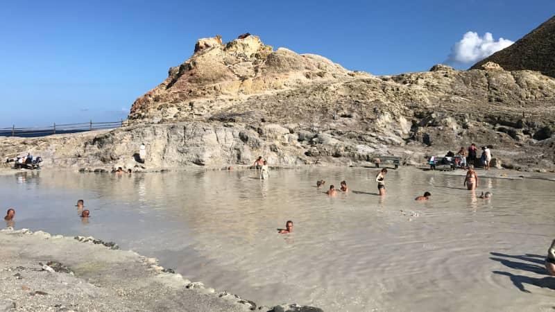 Italy's Covid free islands - Vulcano