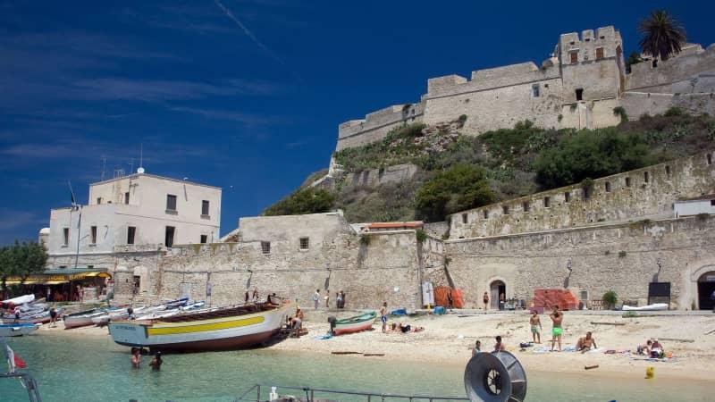 Italy's Covid free islands - Tremiti