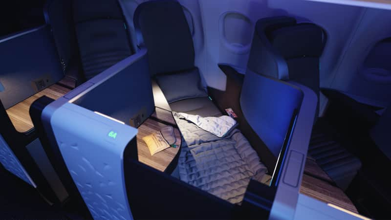 The Mint seats are a collaboration with Tuft & Needle, a bed-in-a-box company that provided the seat foam.