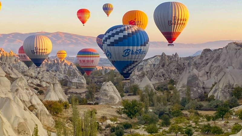 Cappadocia Turkey QWOW
