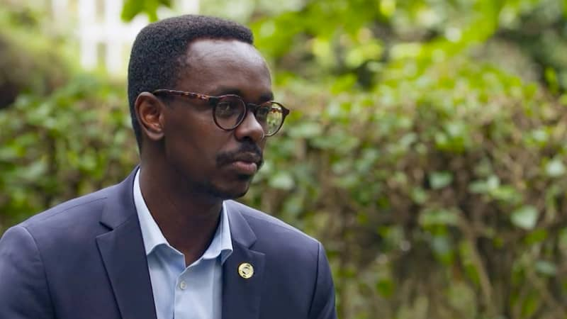 Quest Rwanda 6 Honore Gatera is the director of the Kigali Genocide Memorial
