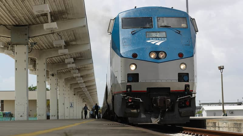 Investment could see Amtraks trains and infrastructure upgraded to allow ehnahced speeds.