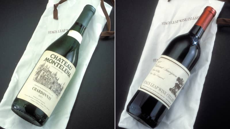 """Winemaker Jim Barrett described the victory as: """"Not bad for kids from the sticks."""""""