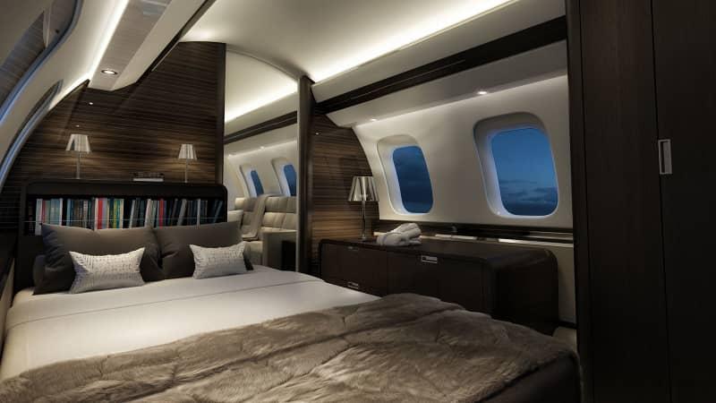 Bombardier Learjet May 2021