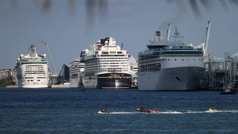 Dr. Leana Wen advises unvaccinated travelers to skip going on a cruise.