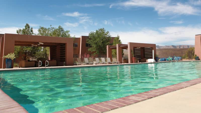Movara Fitness Resort in Ivins, Utah, was recently sold out 18 weeks in a row.