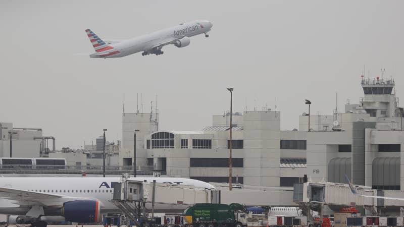 Some flight attendants are concerned travel could shut down again.