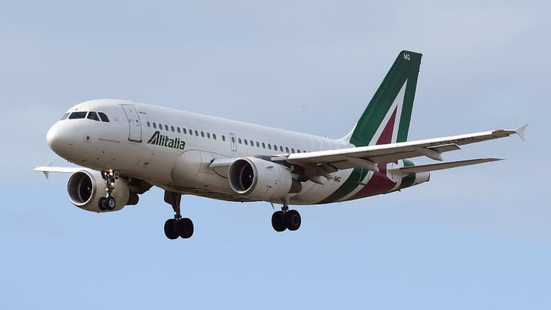 Italy's rise in high-speed train passengers has coincided with a decline in domestic flights.
