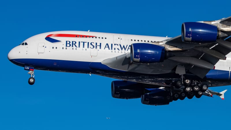 British Airways' A380s are returning to the skies this year.
