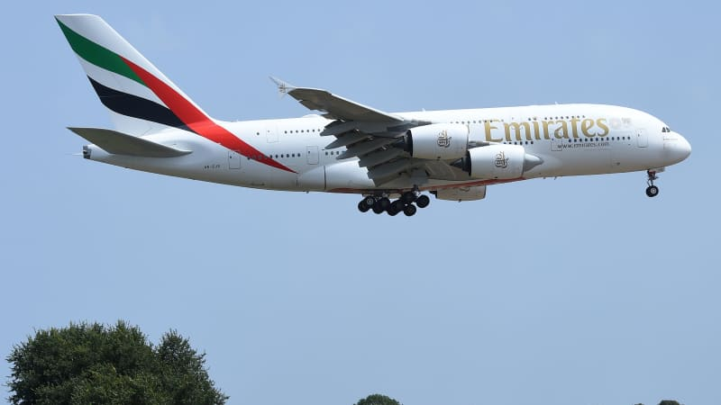 Emirates is the largest operator of A380s.