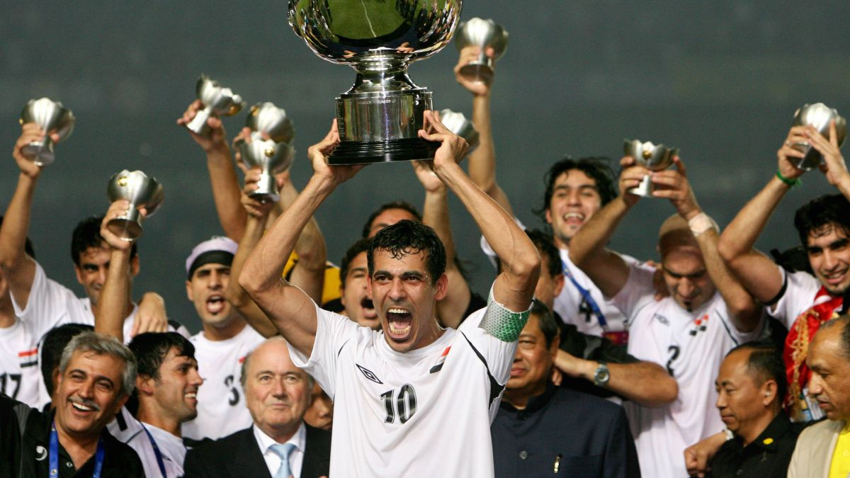 How Iraq's soccer stars brought warring nation together - CNN