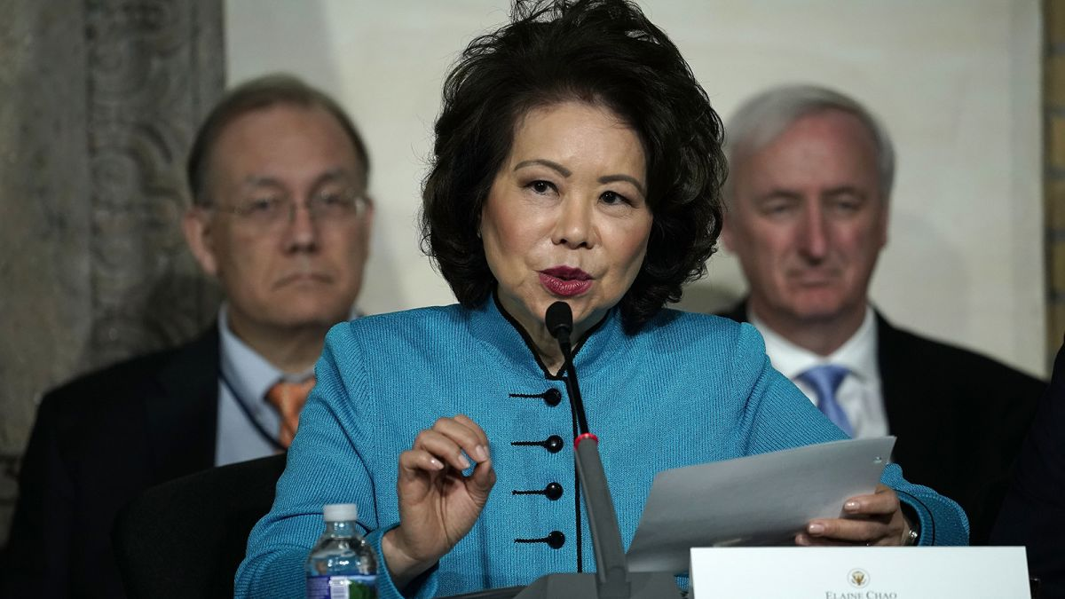 New York Times: Elaine Chao has deep business ties to China at ...