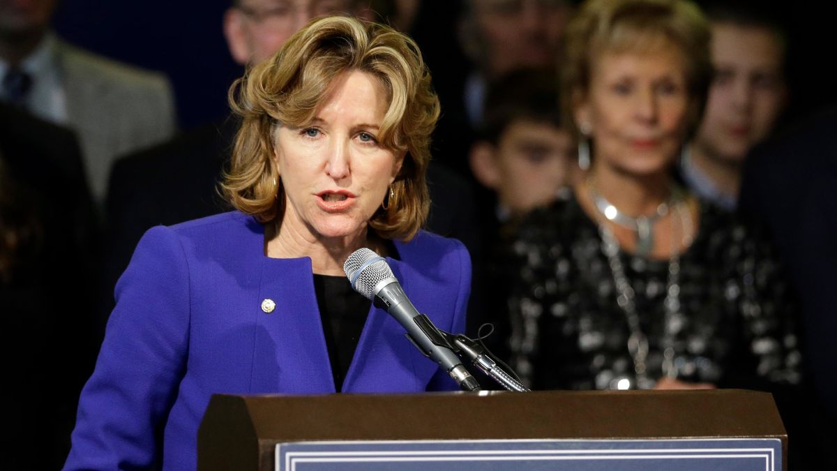 Kay Hagan, a former North Carolina senator, dead at 66 - CNNPolitics