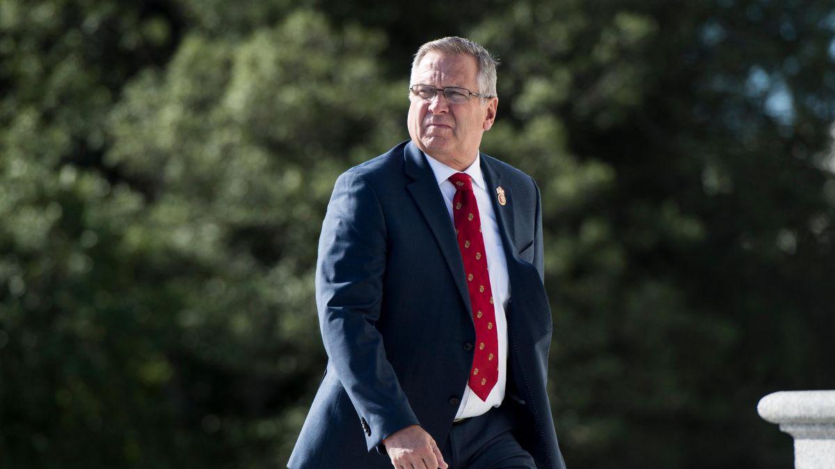 Mike Bost: Illinois GOP congressman tests positive for coronavirus ...