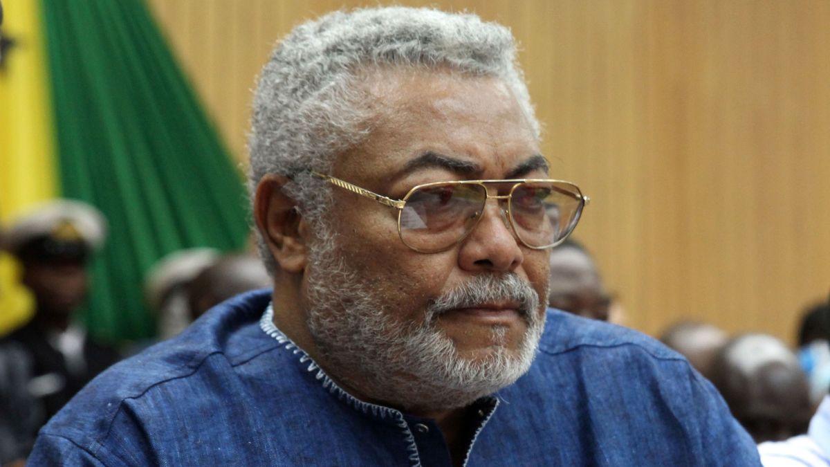 Ghana's former president Jerry Rawlings dies - CNN