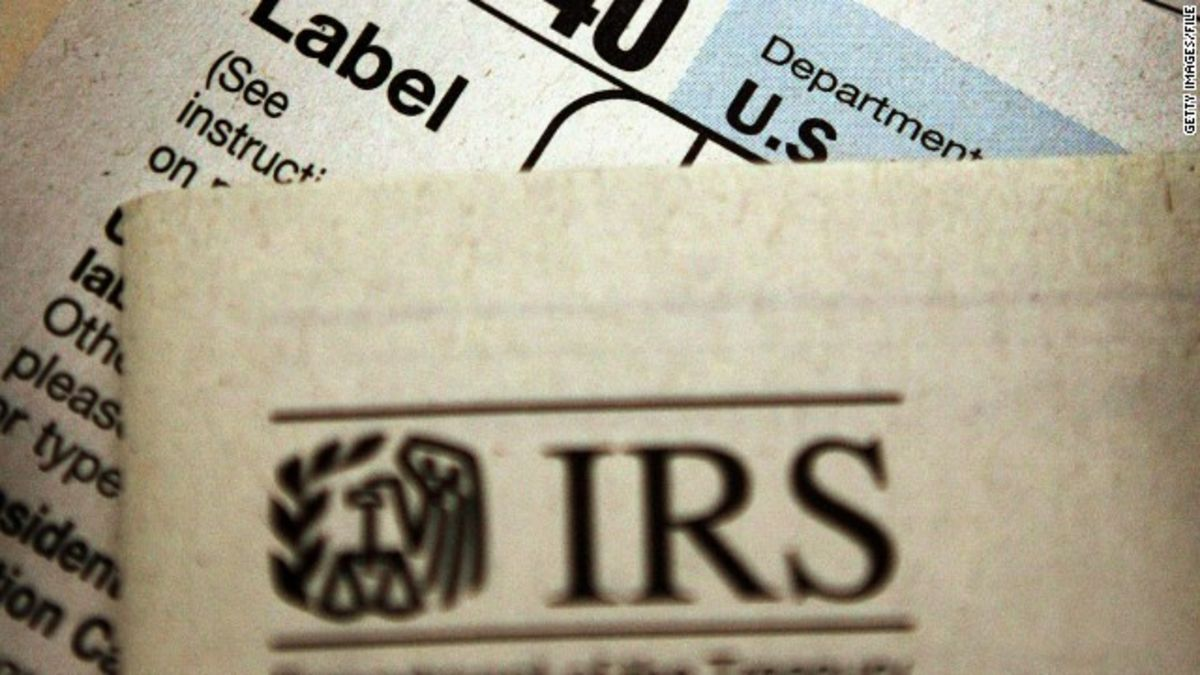 The IRS is still using systems from the 1960s  It's time for