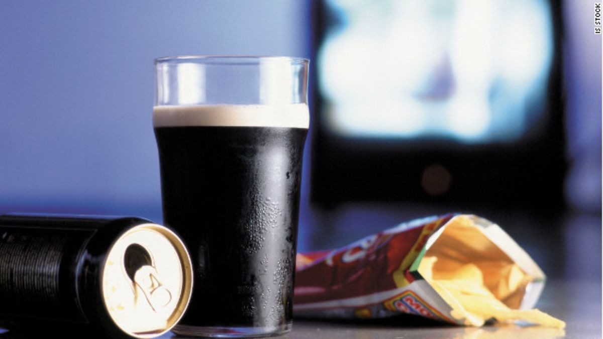 Why does alcohol give you the munchies? - CNN