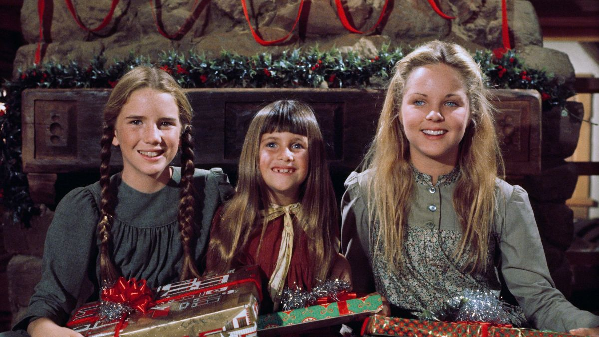 2020 Little House On The Prairie Christmas Special The real reason Mary Ingalls went blind   CNN