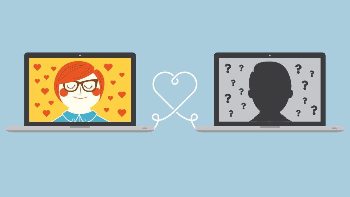 Online Dating Online.