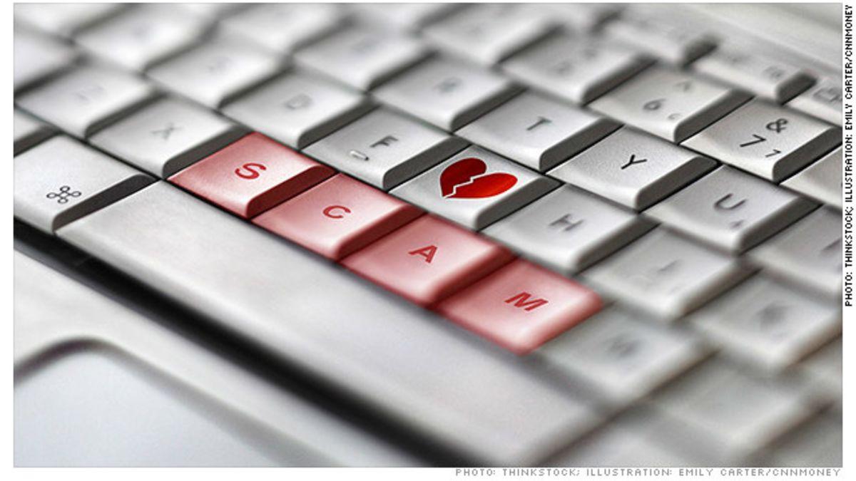 Hoe vaak zijn online dating Scams