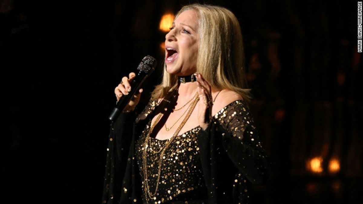 Barbra Streisand Fast Facts Cnn