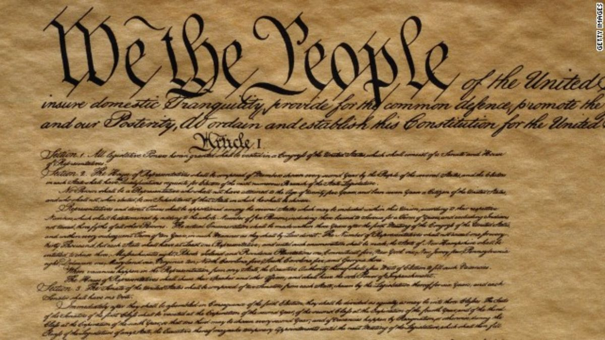 US Constitution Fast Facts - CNN