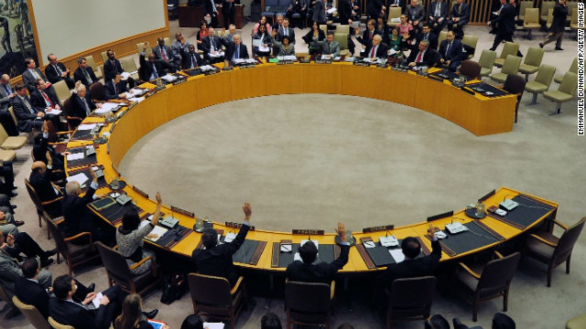 United Nations Security Council Fast Facts - CNN