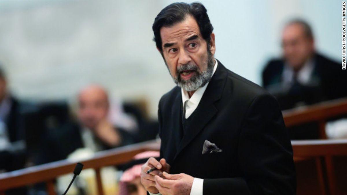 Saddam Hussein/cnn.com