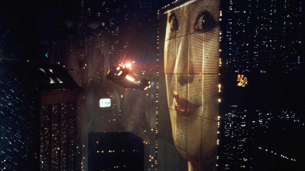 Blade Runner' future is now and you are old