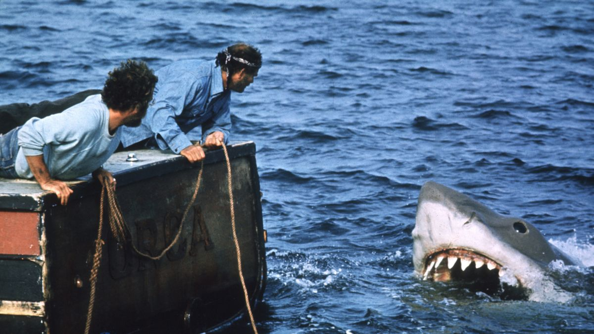 21 random facts about 'Jaws' - CNN