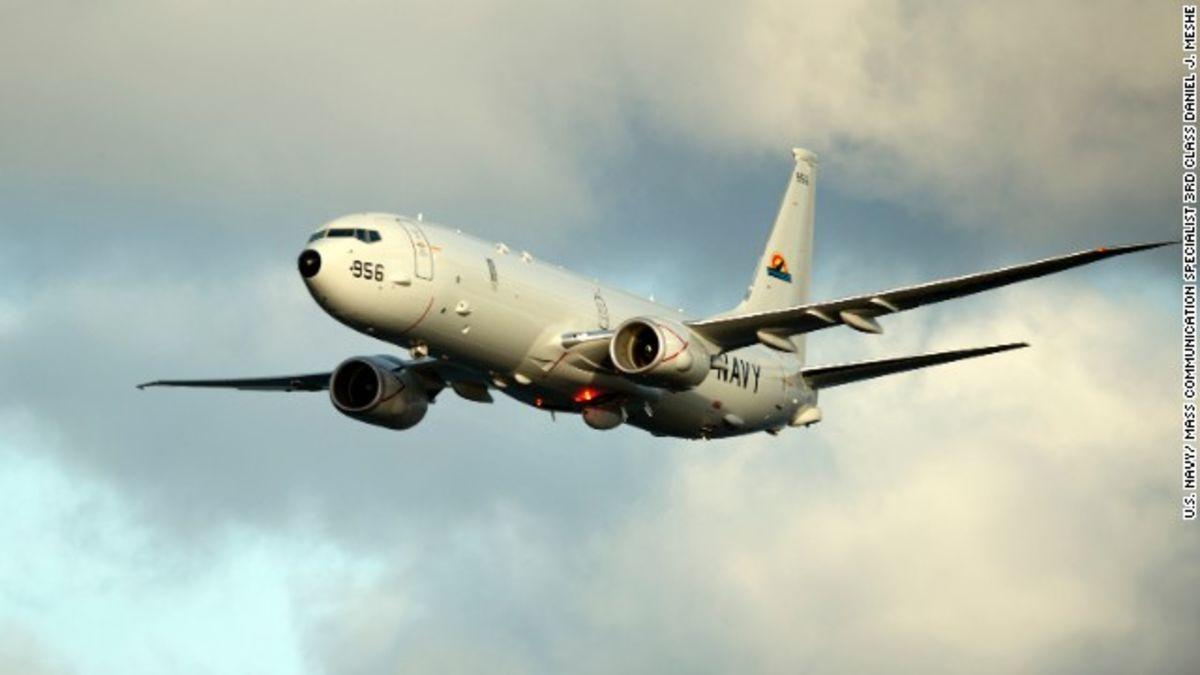 Exclusive: China warns U S  spy plane - CNNPolitics