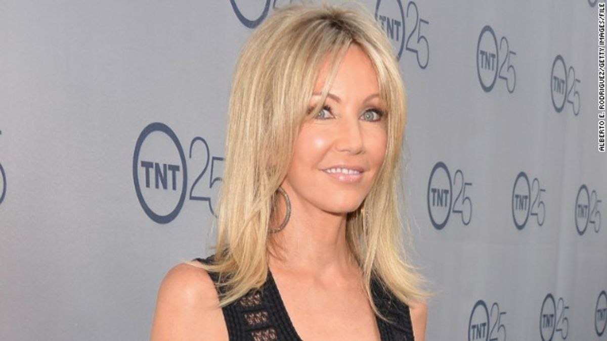 Heather Locklear Posts About Addiction Cnn