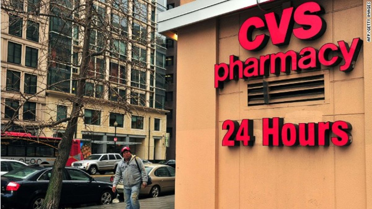 CVS will limit opiod prescriptions to 7 days - CNN