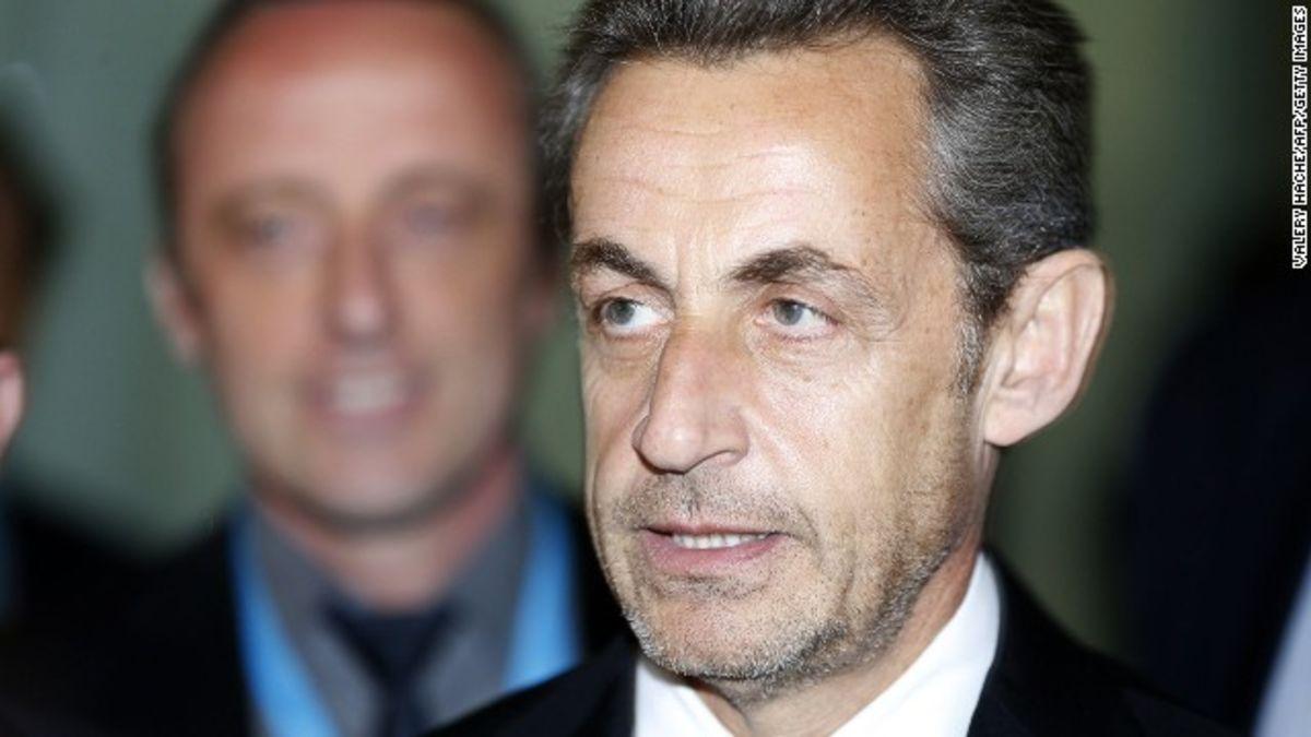 Nicolas Sarkozy Fast Facts Cnn
