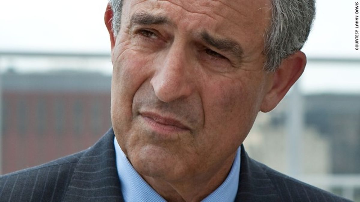 The many lives of Lanny Davis, Michael Cohen's new lawyer