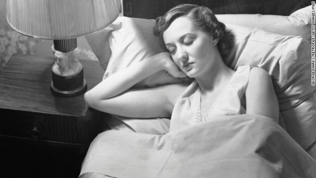 How to fall asleep faster: 9 tips - CNN