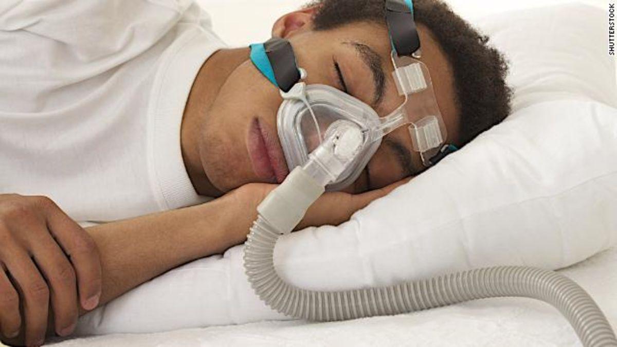 Sleep apnea's CPAP machine doesn't cut heart risk - CNN