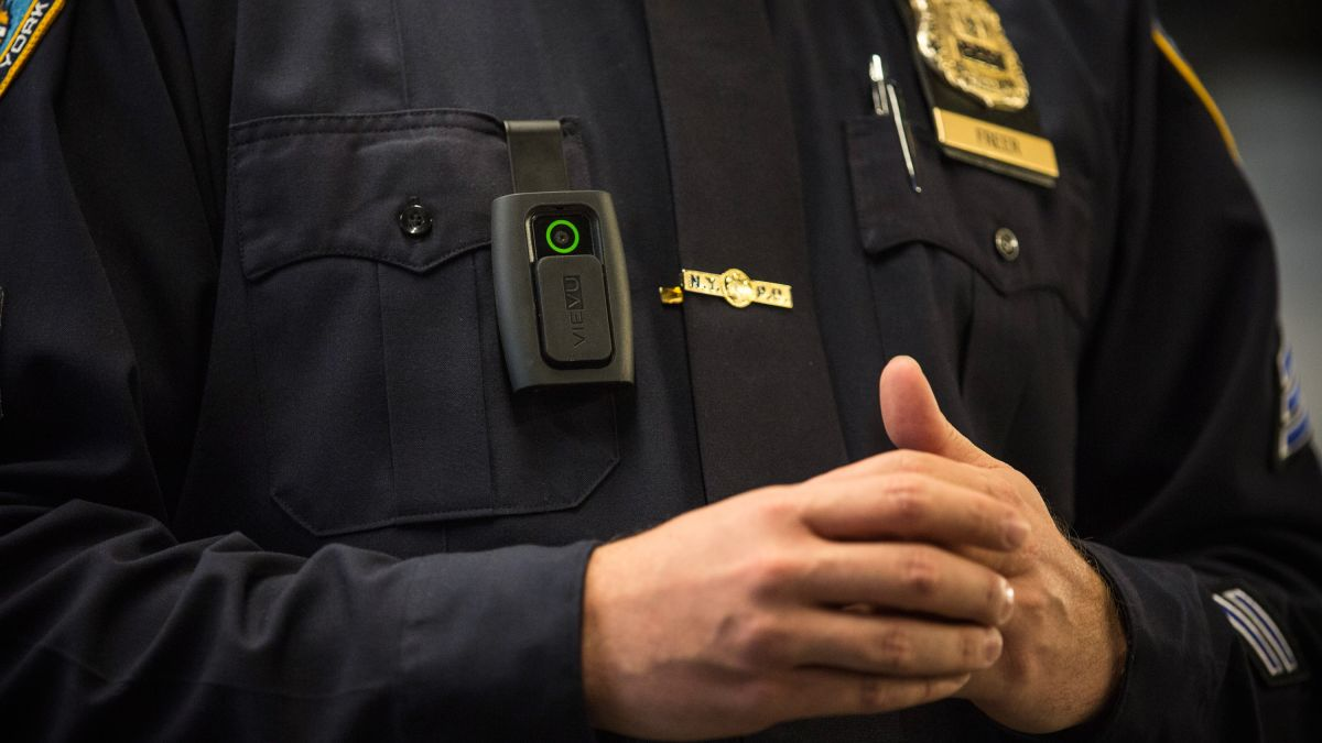 NYPD officers will hand out business cards so you can