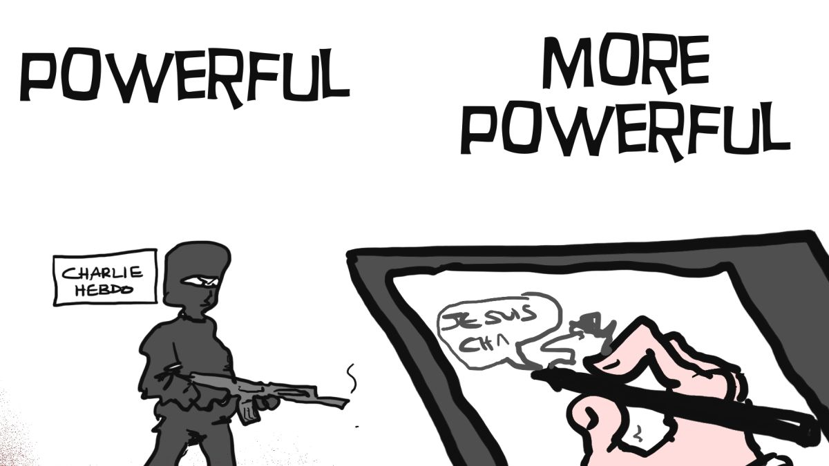 Charlie Hebdo Cartoonists Pay Tribute To Satirists Cnn