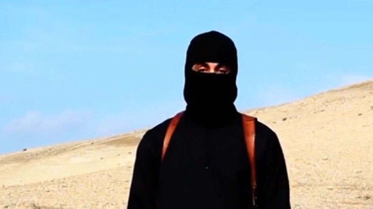 Ex-hostage: ISIS' 'Jihadi John' made me tango with him - CNN