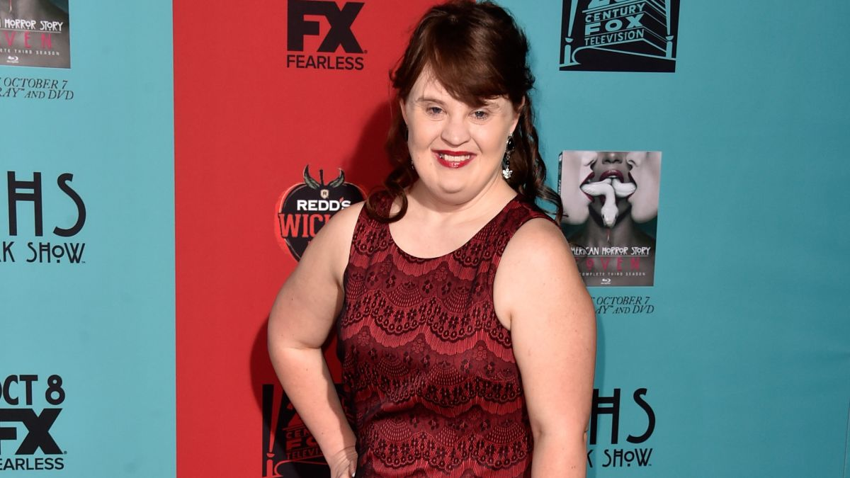 Actress Is First With Down Syndrome In Ny Fashion Week Cnn