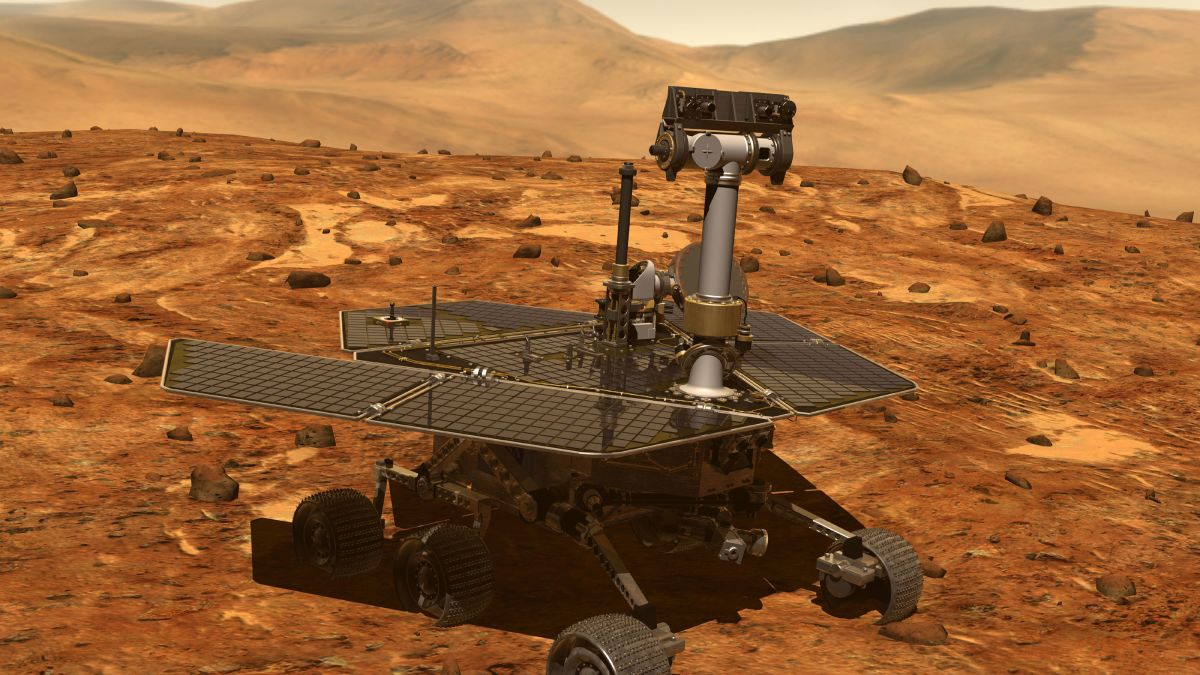Mars Rover's Opportunity mission has ended after 15 years - CNN