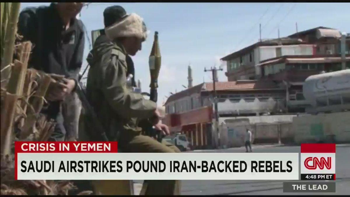 Iran accused of proxy war in Yemen - CNN Video