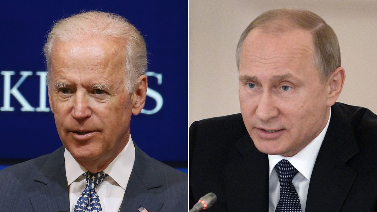 Biden blasts Putin, says U.S. may send arms to Ukraine - CNNPolitics
