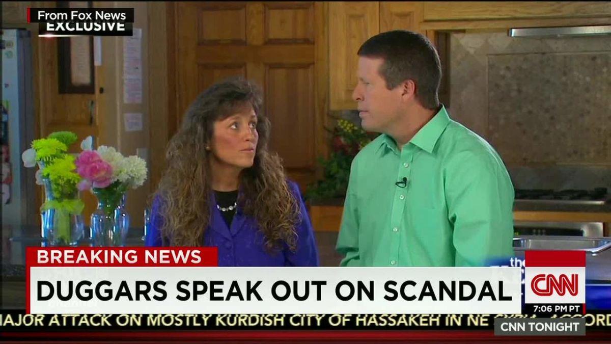 Jim Bob Duggar: 'We had safe guards' - CNN Video