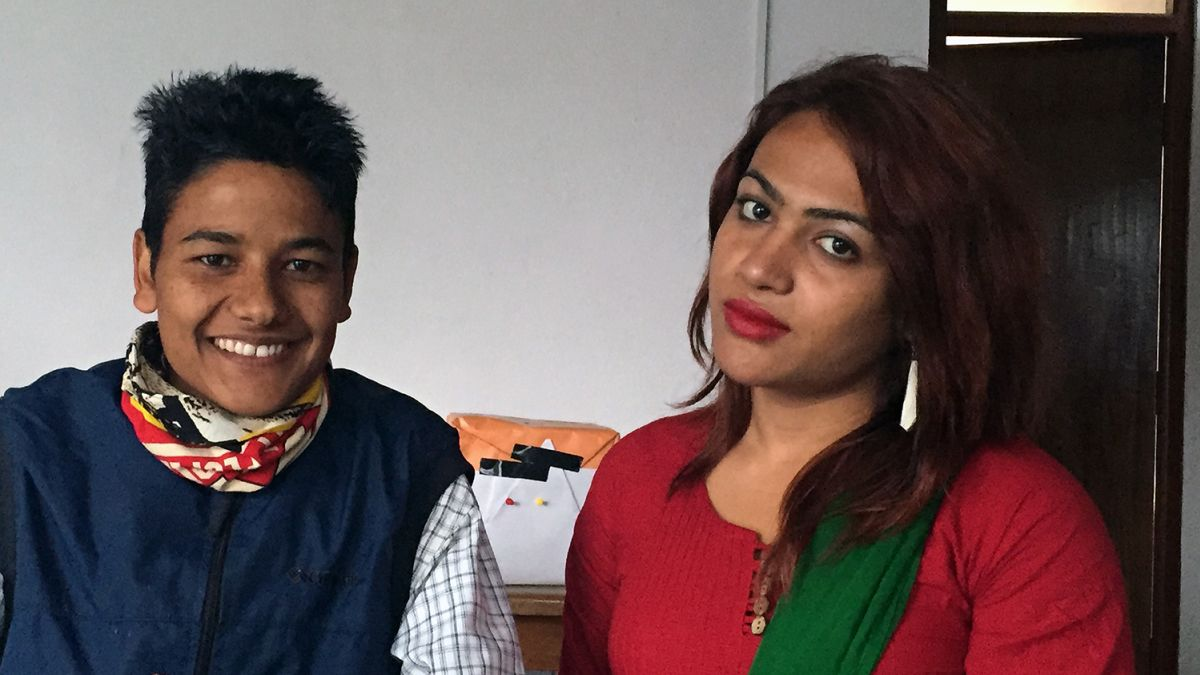 same sex marriage in nepal