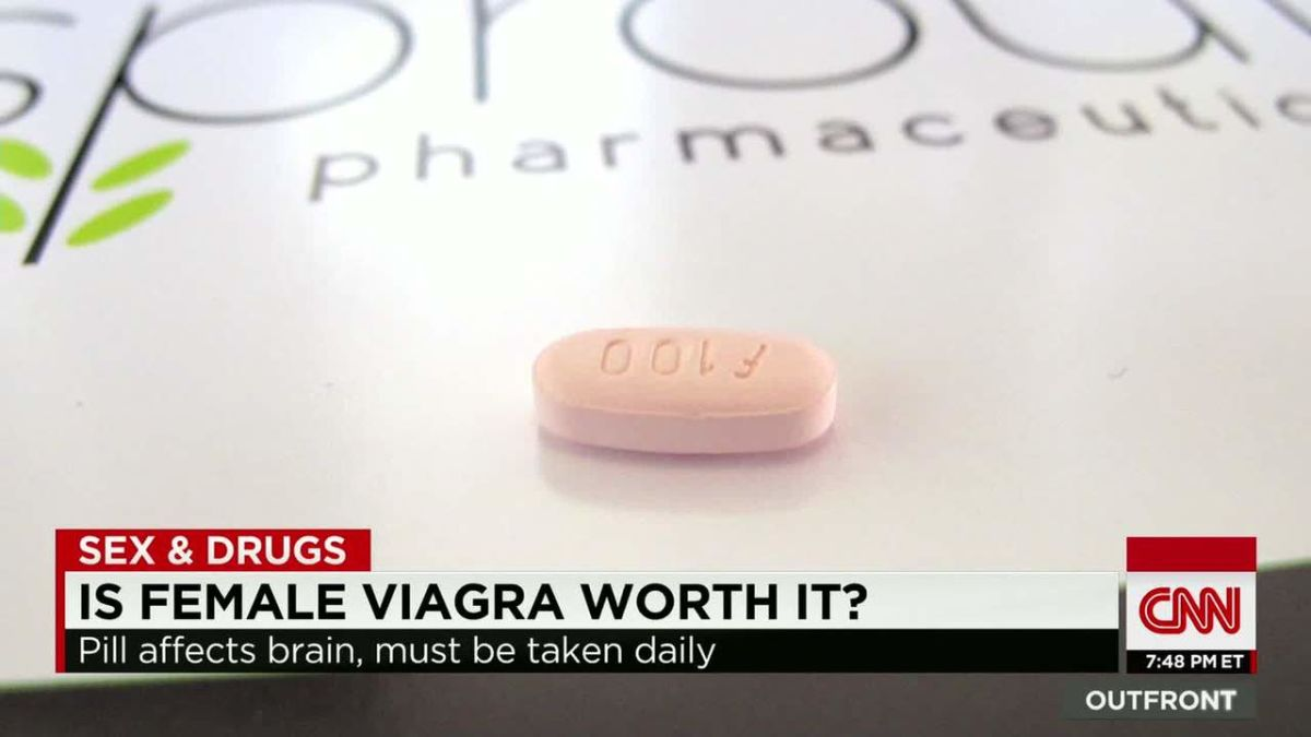 Female Viagra' gets FDA approval - CNN