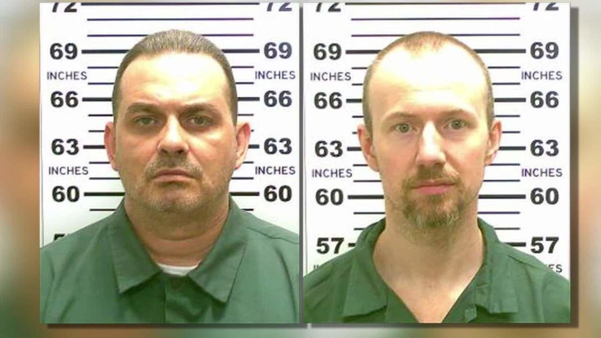 2 killers escape from prison in upstate New York
